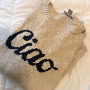 Ciao Sweater -Loft